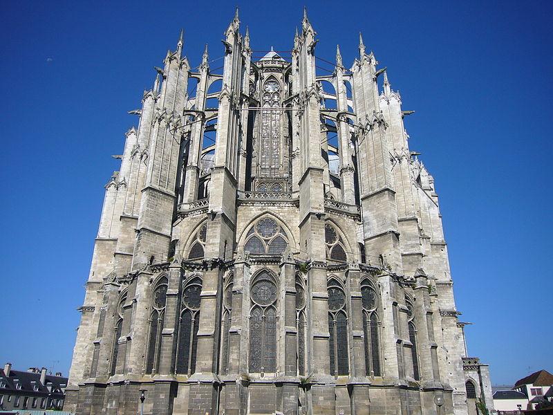 Photo du Monument Historique Cathédrale Saint-Pierre situé à Beauvais