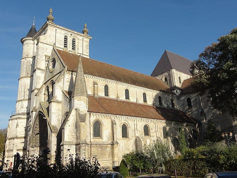 Photo du Monument Historique Eglise Saint-Etienne situé à Beauvais