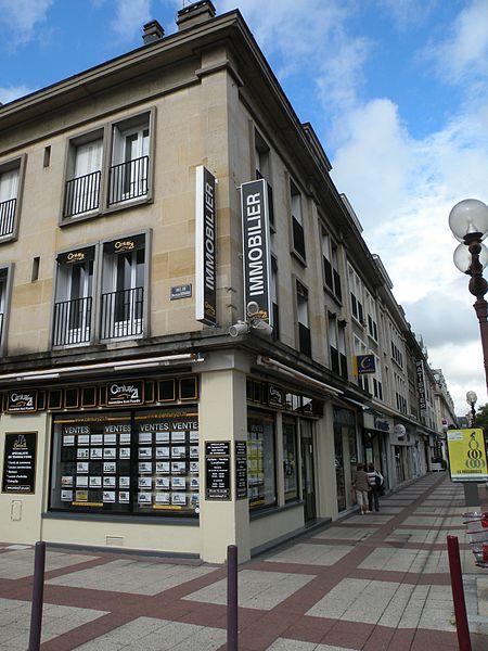Photo du Monument Historique Immeuble situé à Beauvais
