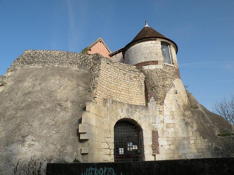 Photo du Monument Historique Tour Boileau situé à Beauvais