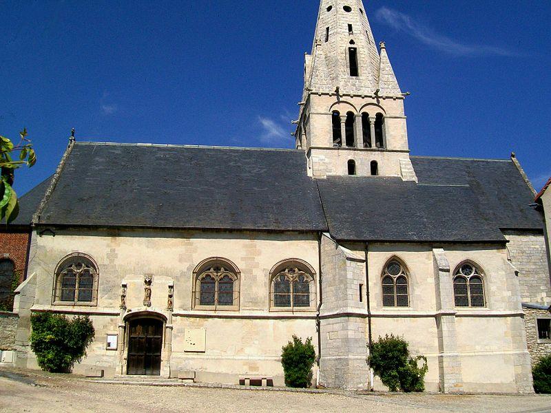 Photo du Monument Historique Eglise situé à Chamant