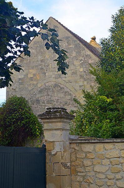 Photo du Monument Historique Chapelle Saint-Aubin situé à Chambly