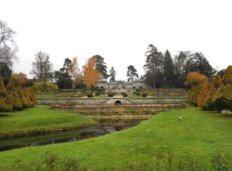 Photo du Monument Historique La Faisanderie situé à Chantilly