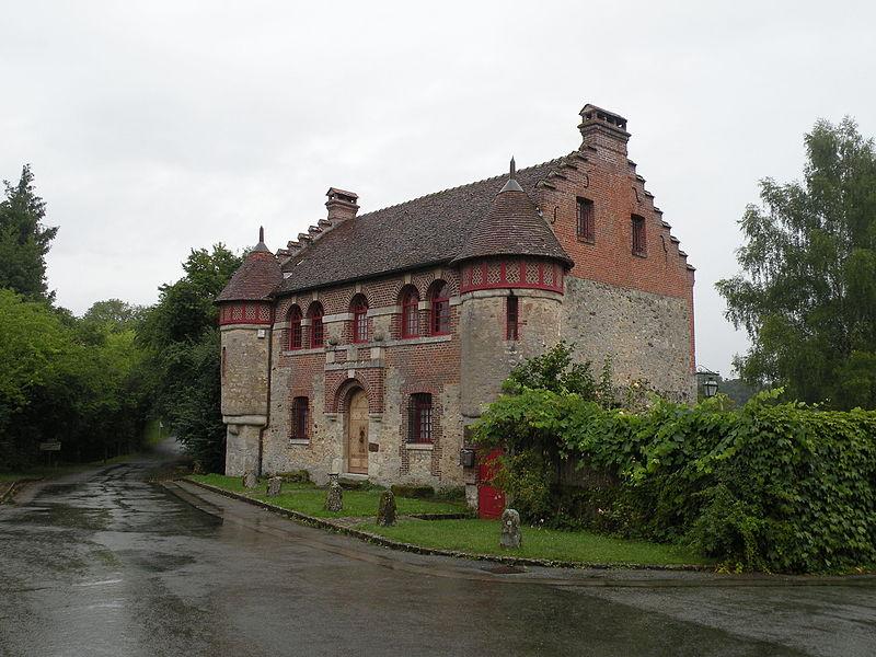Photo du Monument Historique Ancien moulin situé à Gerberoy