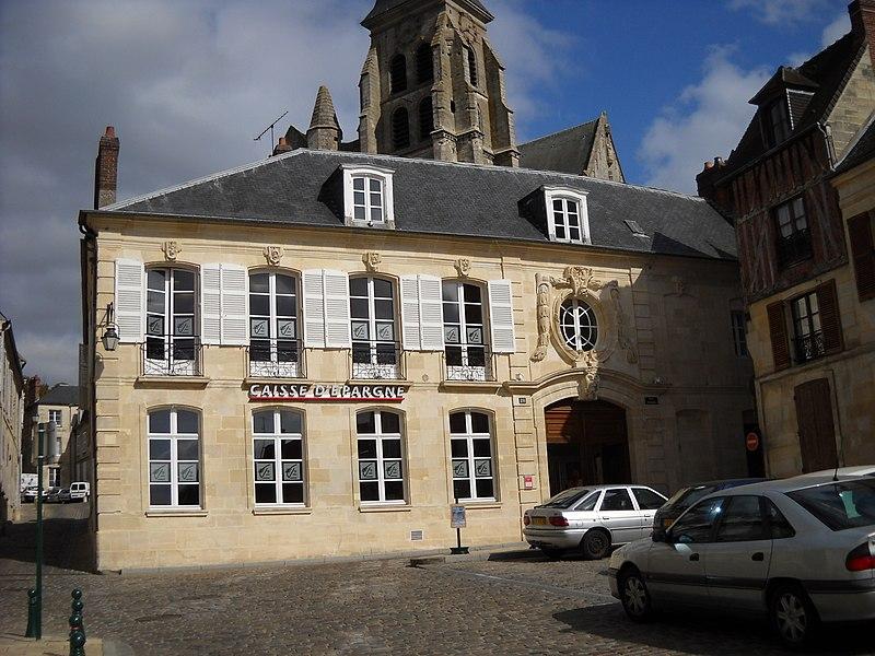 Photo du Monument Historique Immeuble situé à Clermont