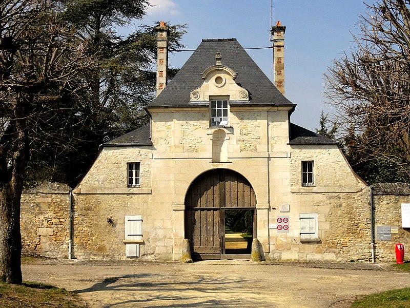 Photo du Monument Historique Abbaye de Royallieu situé à Compiègne