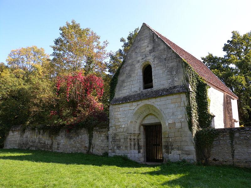 Photo du Monument Historique Chapelle Sainte-Corneille, dans la forêt de Compiègne situé à Compiègne