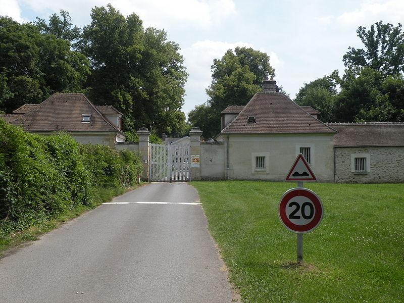Photo du Monument Historique Faisanderie situé à Compiègne