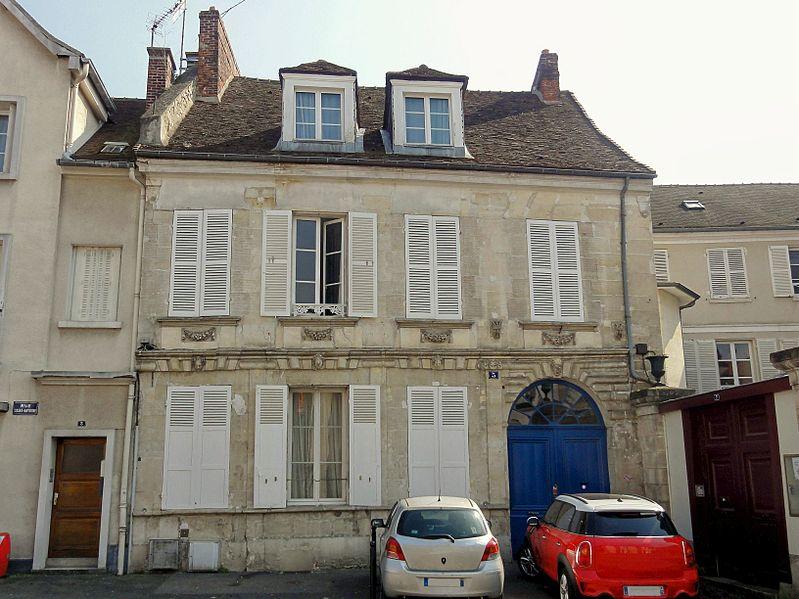Photo du Monument Historique Hôtel des Rats situé à Compiègne