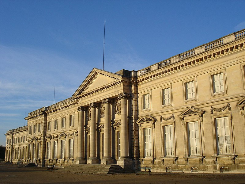 Photo du Monument Historique Palais et ses abords situé à Compiègne