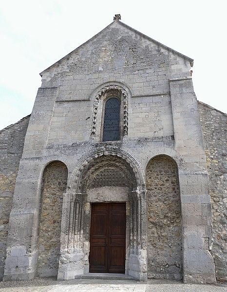 Photo du Monument Historique Eglise situé à Coudun