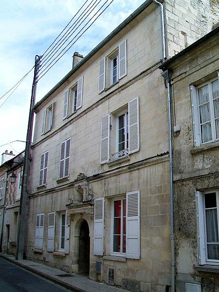 Photo du Monument Historique Maison situé à Crépy-en-Valois