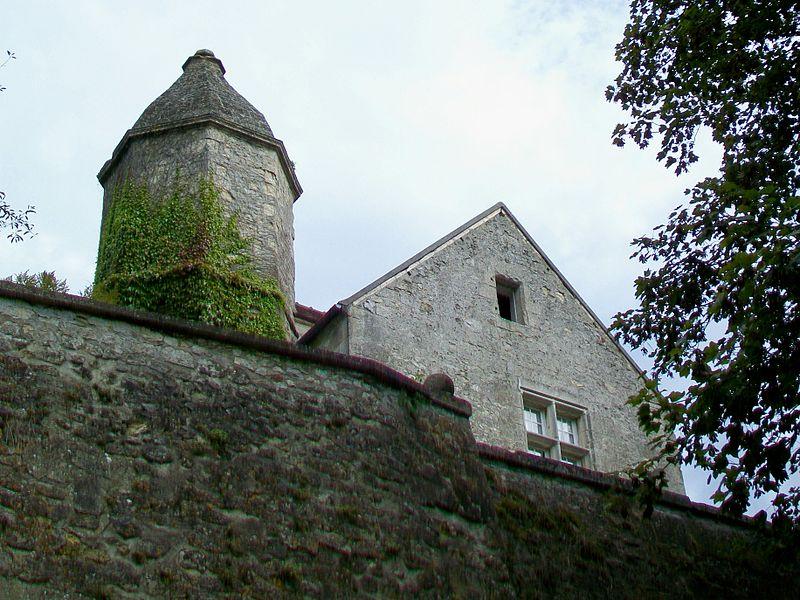 Photo du Monument Historique Maison Le Corandon situé à Crépy-en-Valois