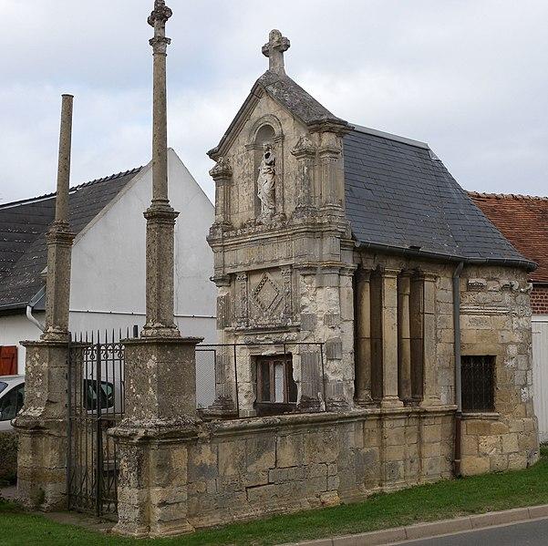 Photo du Monument Historique Chapelle situé à Maignelay-Montigny