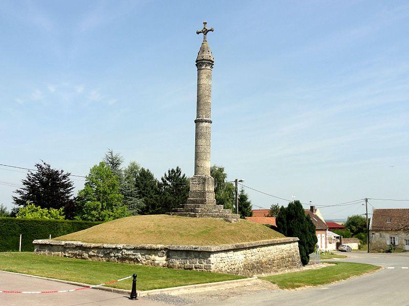 Photo du Monument Historique Calvaire situé à Montgérain