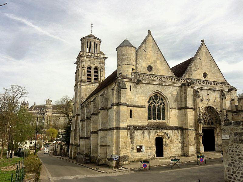 Photo du Monument Historique Eglise situé à Pierrefonds