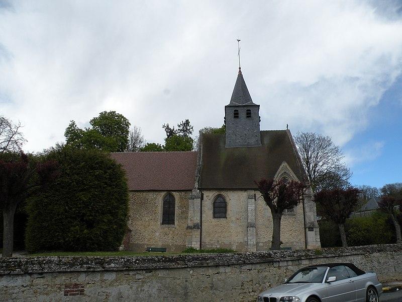 Photo du Monument Historique Eglise situé à Ponchon