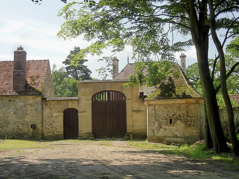 Photo du Monument Historique Poste forestier de la Muette situé à Saint-Jean-aux-Bois