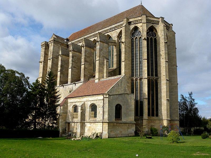 Photo du Monument Historique Ancienne abbaye situé à Saint-Martin-aux-Bois