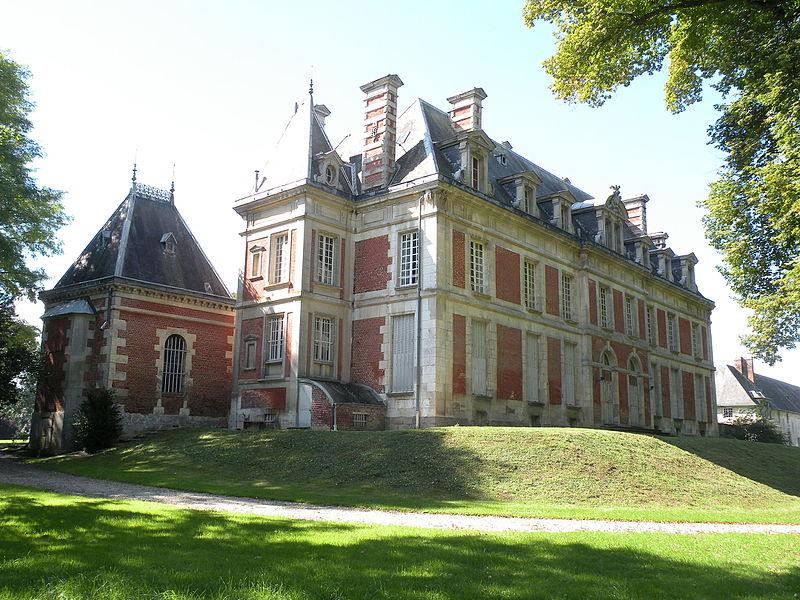 Photo du Monument Historique Château situé à Saint-Remy-en-l'Eau
