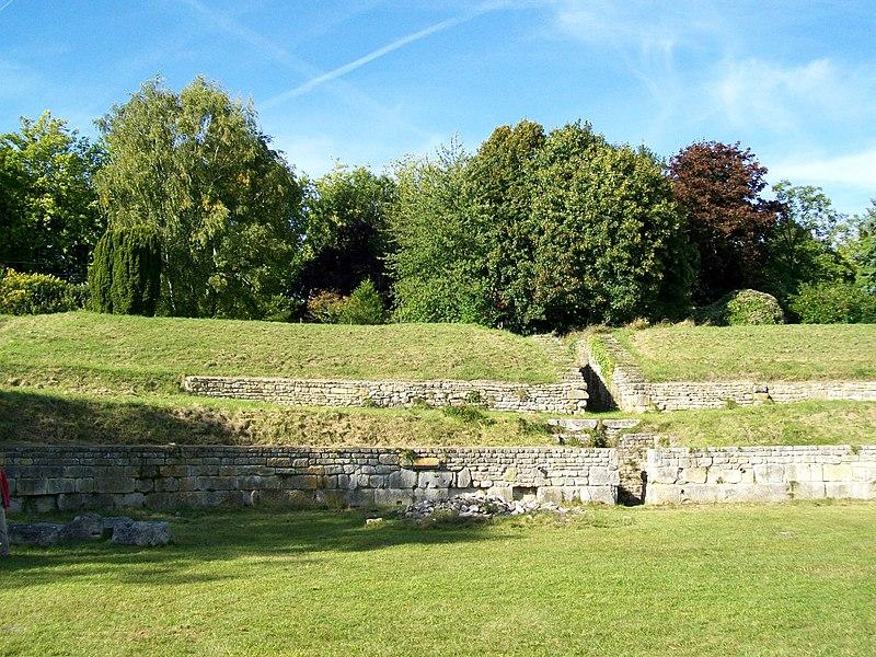 Photo du Monument Historique Arènes situé à Senlis
