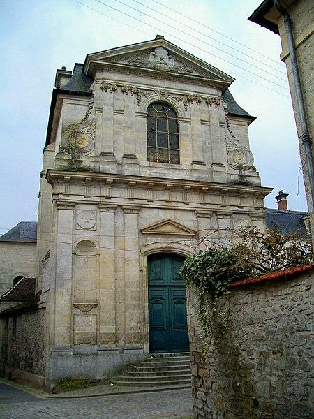 Photo du Monument Historique Ancien Hôpital de la Charité situé à Senlis