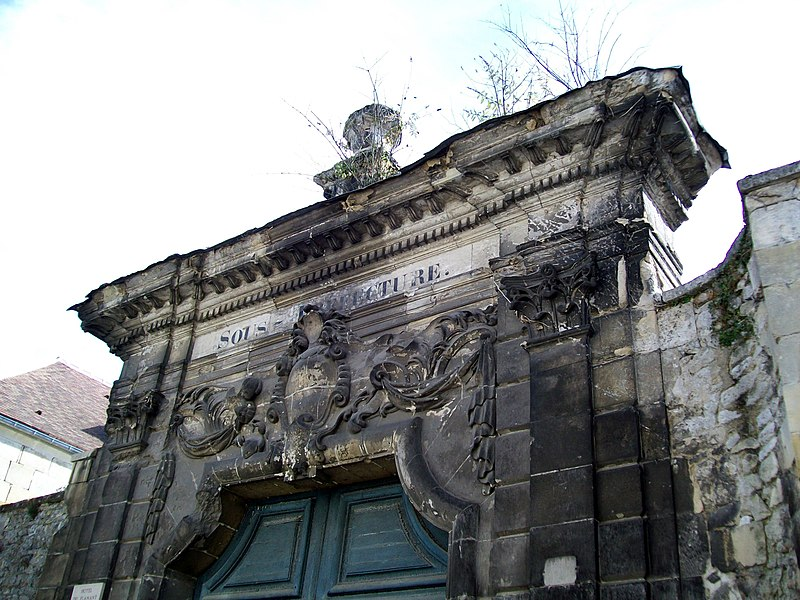 Photo du Monument Historique Hôtel du Flamand situé à Senlis