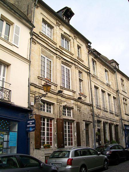 Photo du Monument Historique Maison situé à Senlis