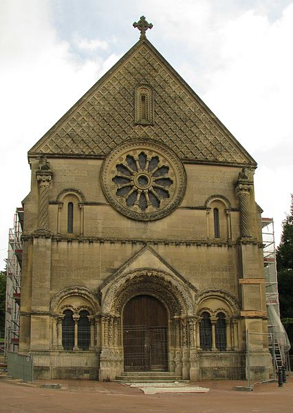 Photo du Monument Historique Eglise Saint-Etienne situé à Trie-Château