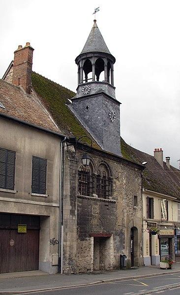 Photo du Monument Historique Ancien Hôtel de ville situé à Trie-Château