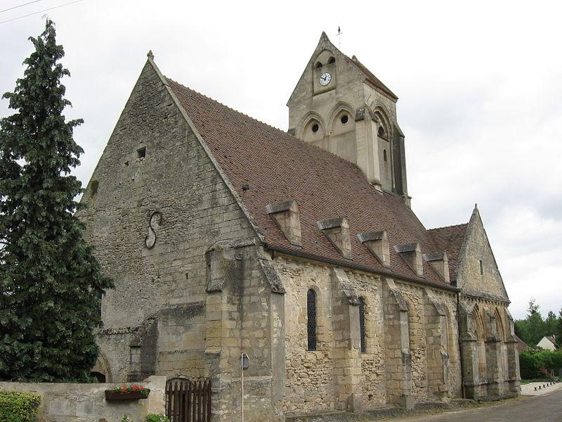 Photo du Monument Historique Eglise Notre-Dame-de-la-Nativité situé à Varinfroy