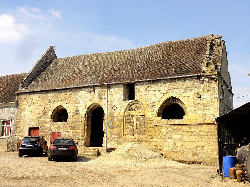 Photo du Monument Historique Bâtiment conventuel situé à Venette