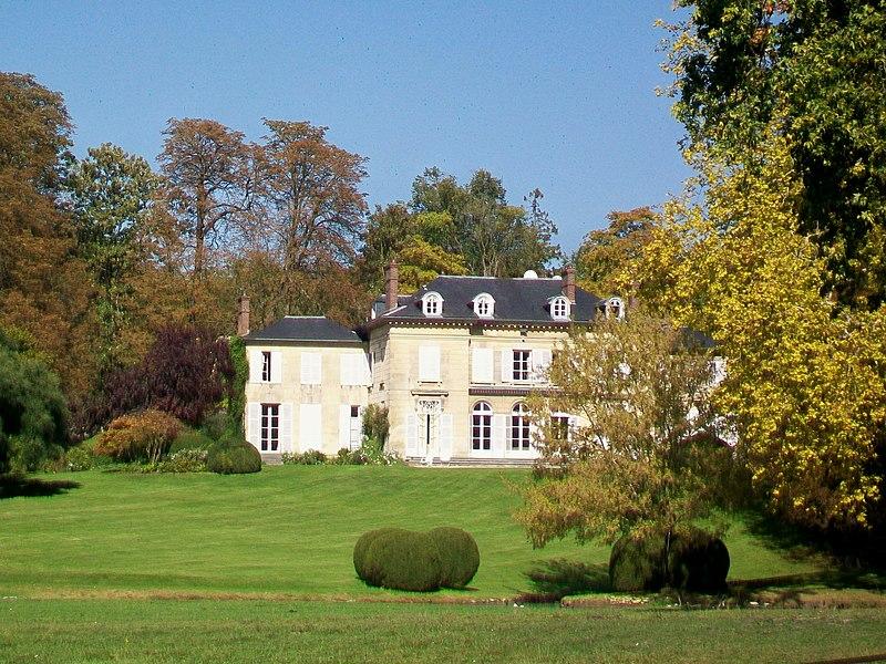 Photo du Monument Historique Château Saint-Firmin et annexes situé à Vineuil-Saint-Firmin