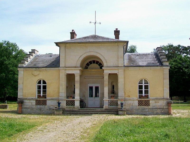 Photo du Monument Historique Faisanderie d'Apremont situé à Vineuil-Saint-Firmin