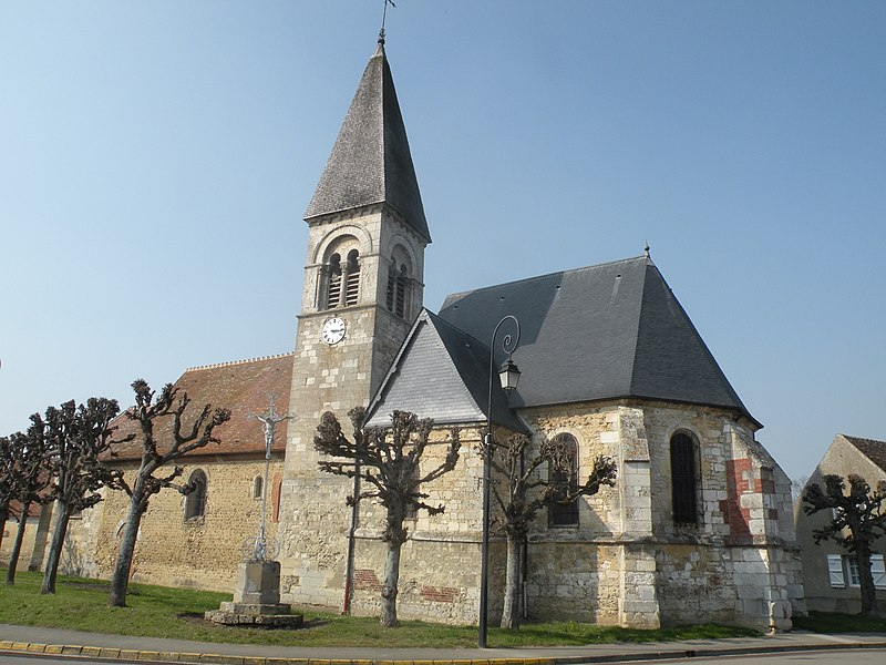 Photo du Monument Historique Eglise situé à Warluis