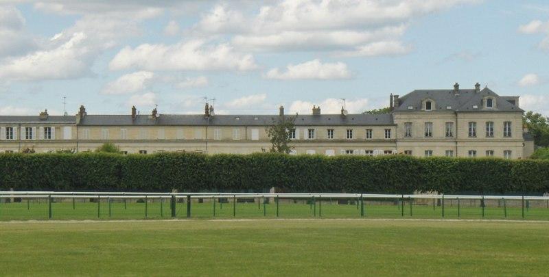 Photo du Monument Historique Ancien Hôtel Spoelberch de Lovenjoul situé à Chantilly