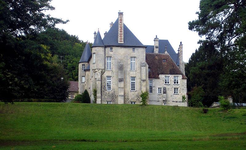 Photo du Monument Historique Château situé à Orrouy