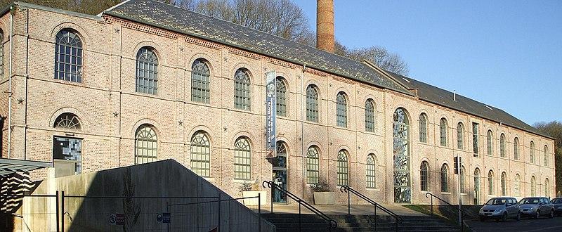 Photo du Monument Historique Ancienne usine Desmarest situé à Méru