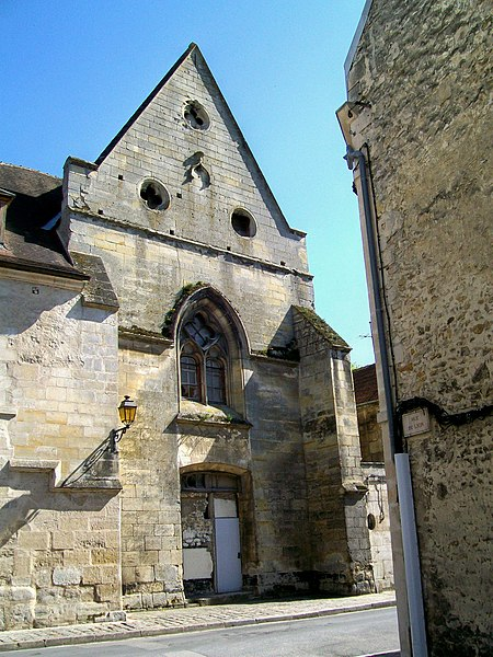 Photo du Monument Historique Couvent des Carmes situé à Senlis