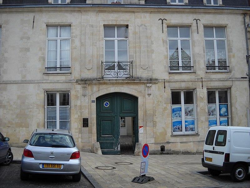 Photo du Monument Historique Hôtel particulier situé à Clermont