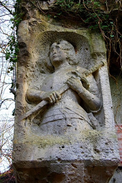 Photo du Monument Historique Carrière du Chauffour situé à Thiescourt