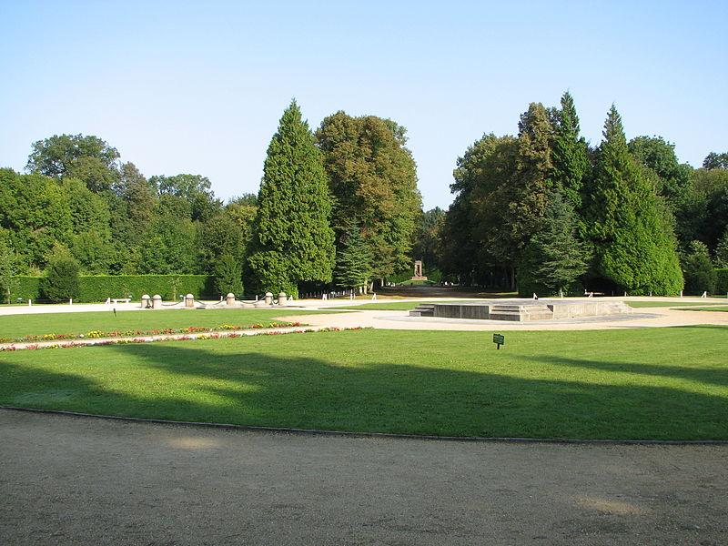 Photo du Monument Historique Clairière de l'Armistice situé à Compiègne