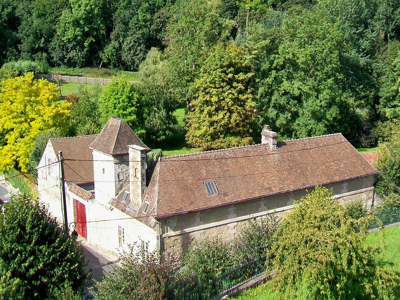 Photo du Monument Historique Site de Fondmarin situé à Crépy-en-Valois