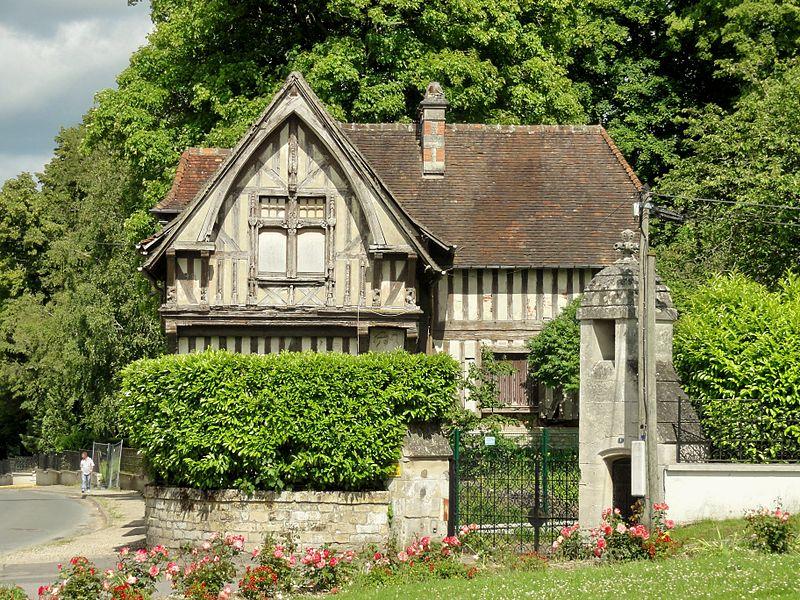 Photo du Monument Historique Pavillon du Tillet situé à Cires-lès-Mello