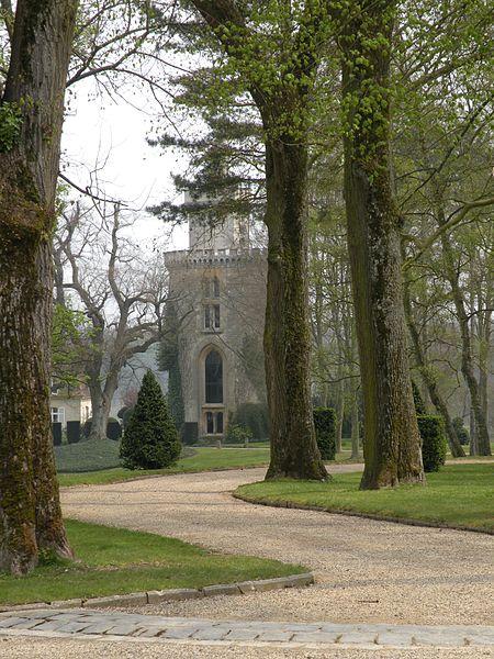 Photo du Monument Historique Château situé à Mouchy-le-Châtel