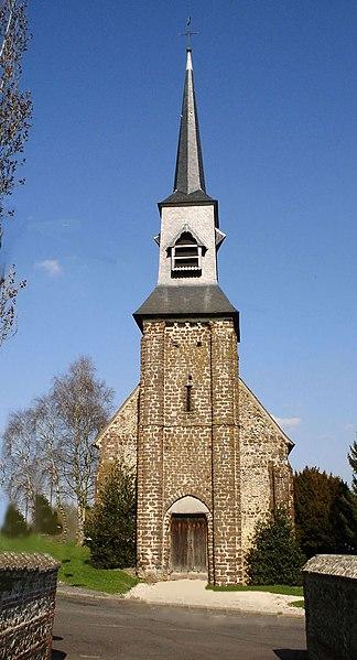 Photo du Monument Historique Eglise Saint-Barthélémy situé à L'Aigle