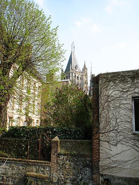 Photo du Monument Historique Eglise Saint-Martin situé à L'Aigle