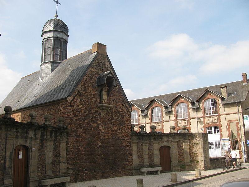 Photo du Monument Historique Chapelle Notre-Dame-de-Lorette situé à Alençon
