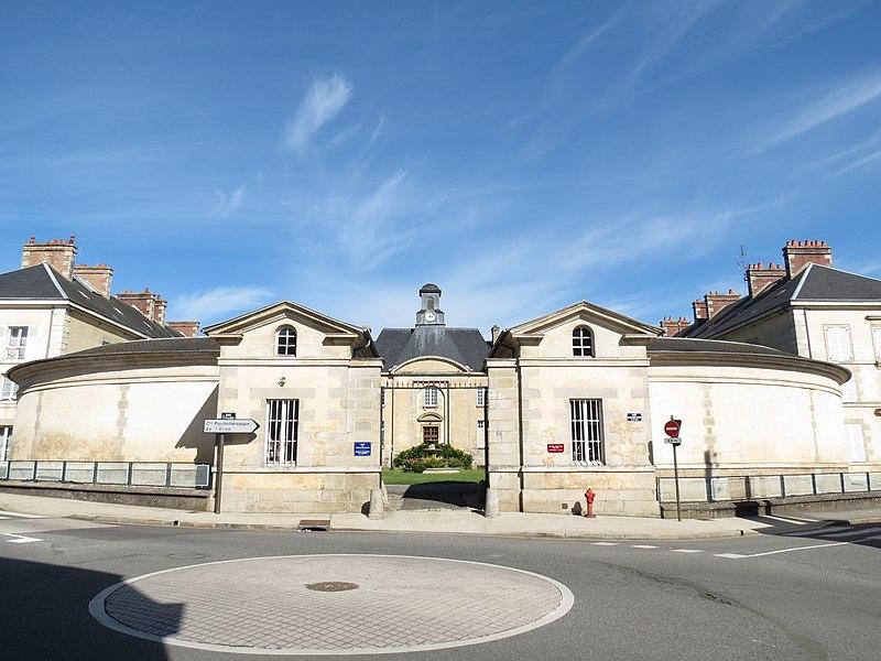 Photo du Monument Historique Hôpital psychiatrique situé à Alençon