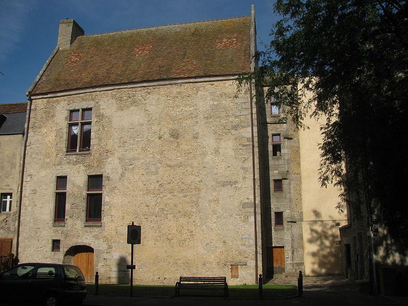 Photo du Monument Historique Maison de la Franc-Maçonnerie situé à Alençon
